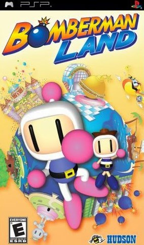 Download Game Bomberman Land PPSSPP Android