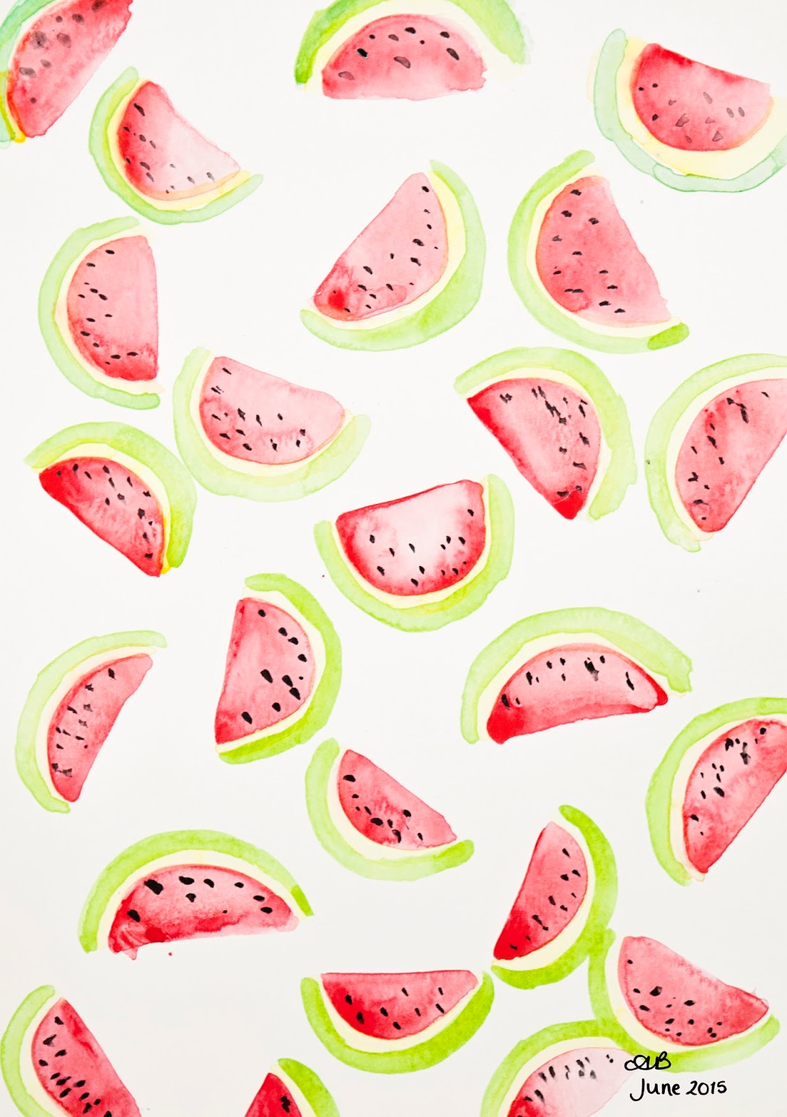 photo relating to Watermelon Printable titled Mrs Brimbles: Watermelon Printable Planner Dashboard Freebie!!