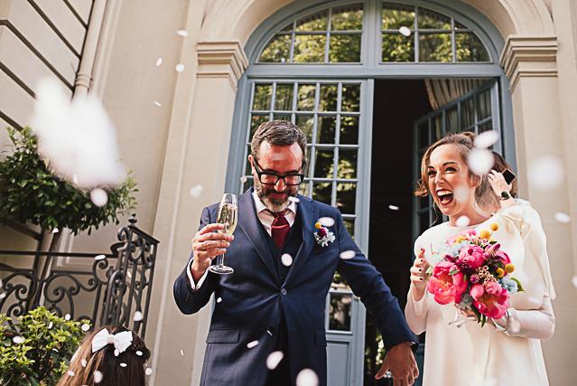 bodas en madrid novia vestido 2nd skin portal hotel santo mauro
