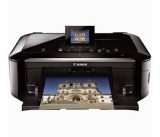 Canon PIXMA MG5350 Setup & Driver Download