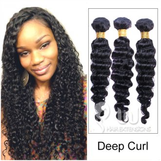 http://www.uuhairextensions.com/10-inch-natural-black1b-deep-curly-brazilian-virgin-hair-weave-3pcslot-p-3542.html