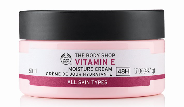 The Body Shop_VIT E 50 ML Moisture Cream