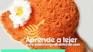 Sombrero Panamá Paso a Paso / Tutorial Crochet