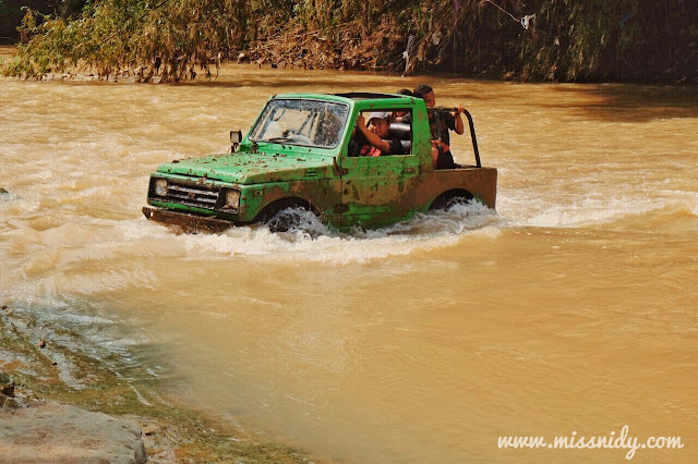 off road di goa pindul jogja