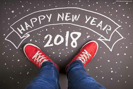 Beautiful HD New Year photos 2018
