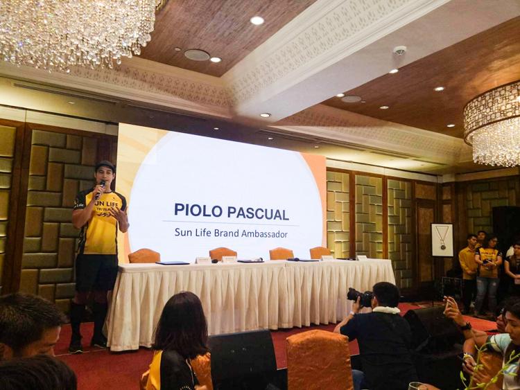 Sun Life with Piolo Pascual