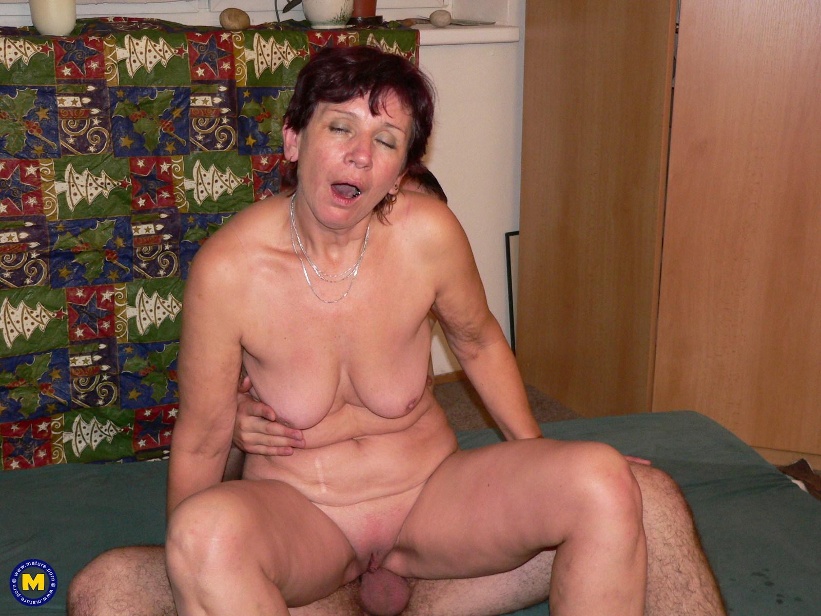 Пожилые Русские Женщины-порно