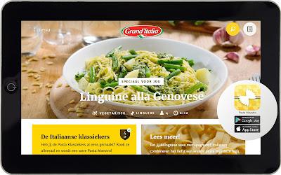 Pasta Maestro app