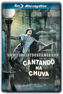Cantando na Chuva (1952) Torrent – BluRay 720p |1080p Dual Áudio 5.1