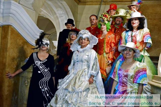 Humanitarni karnevalski bal Grada Rijeke @ Guvernerova Palača, 06.02.2016