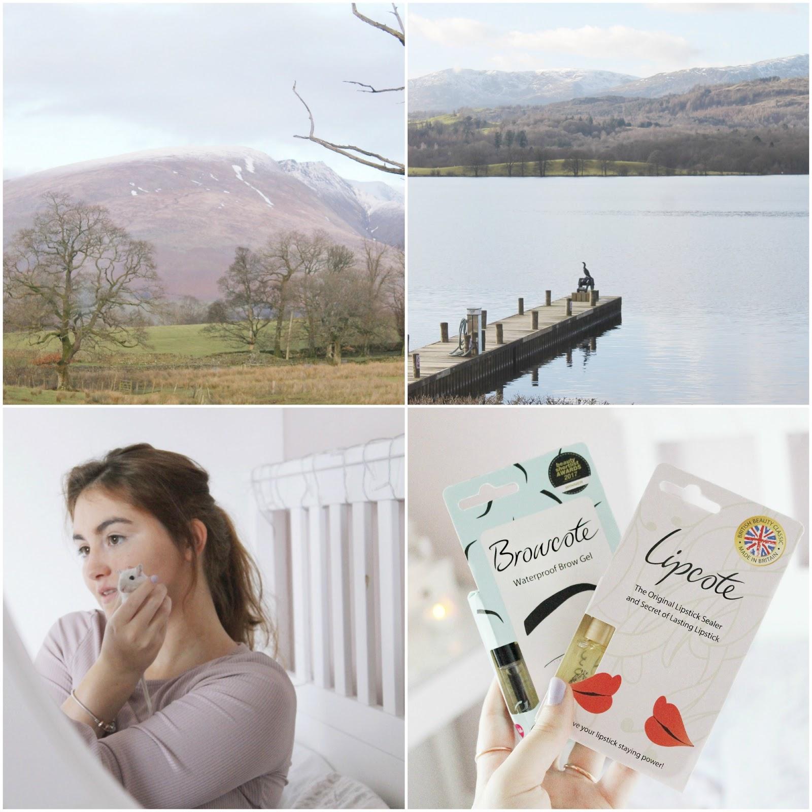 Lake District winter blog photo diary
