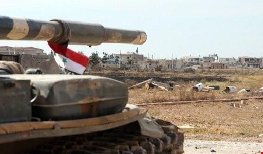 الدفاع الروسية: 30 بلدة وقرية انضمت لسلطة الدولة السورية في المنطقة الجنوبية