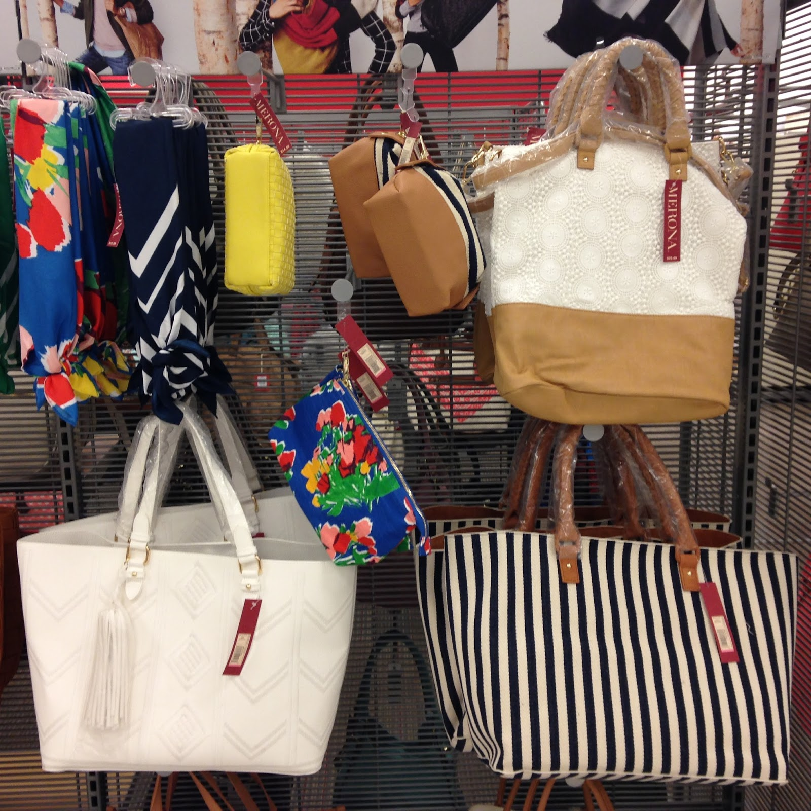 07f0533efd40 Tracy s Notebook of Style  Target Merona Bags 20% off + Extra  5 ...
