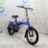 16 pacific 2990 folding bike