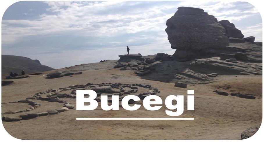 Tajemnicze góry Bucegi