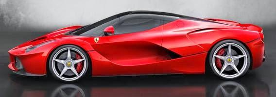 Ferrari LaFerrari mobil tercepat di dunia 2016 saat ini nomor 9