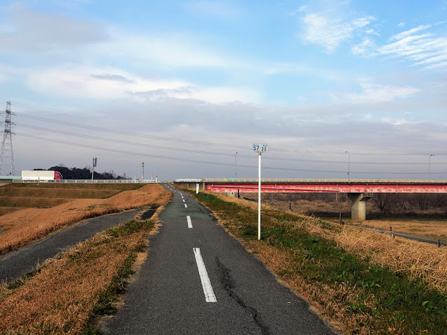 江戸川 関宿橋