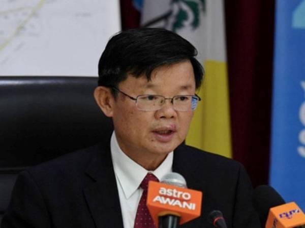 P.Pinang beri bantuan khas Aidilfitri setengah bulan gaji atau minimum RM1k
