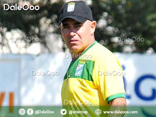 Juan Manuel Llop técnico de Oriente Petrolero - DaleOoo