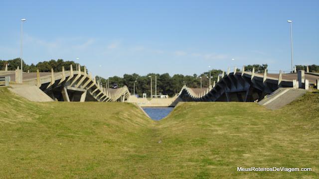 Ponte La Barra - Punta del Este, Uruguai