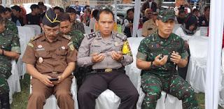 Danrem 063/SGJ Dukung Pilkada Damai Dengan Doa Bersama
