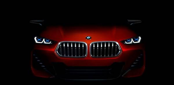 2018 BMW X2 Concept Engine and Performance Review