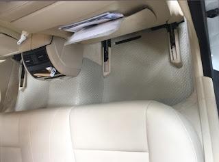 Thảm lót sàn ô tô BMW 520 2014