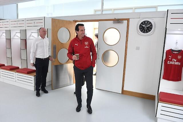 Emery bisa sukses di Arsenal. Asal ?