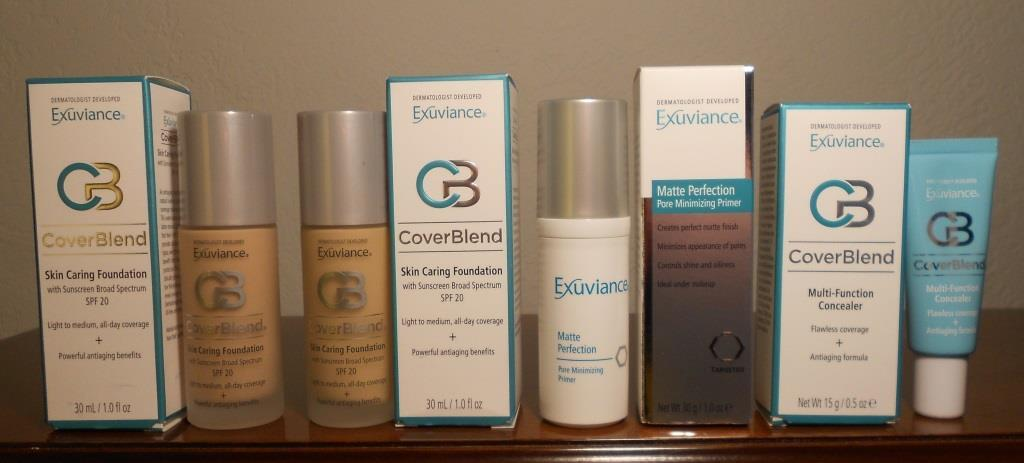Exuviance CoverBlend Makeup