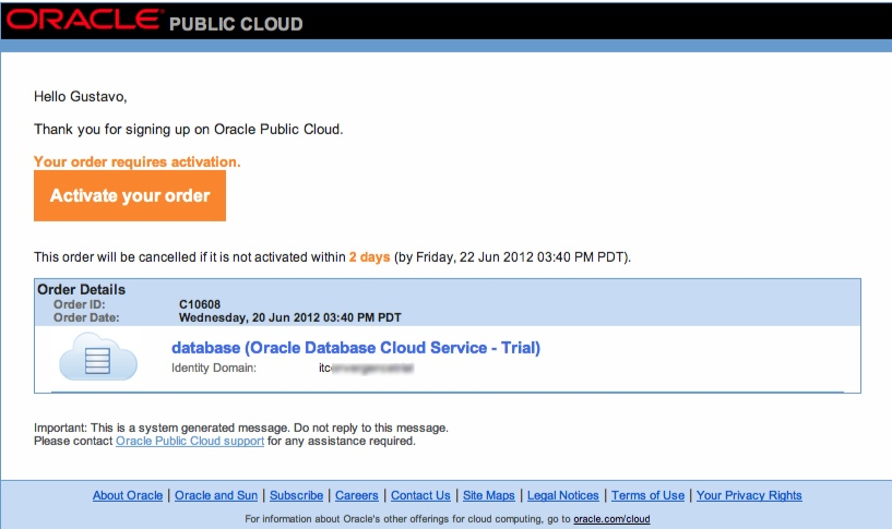 IT Convergence Becomes Oracle Public Cloud Tester - IT Convergence