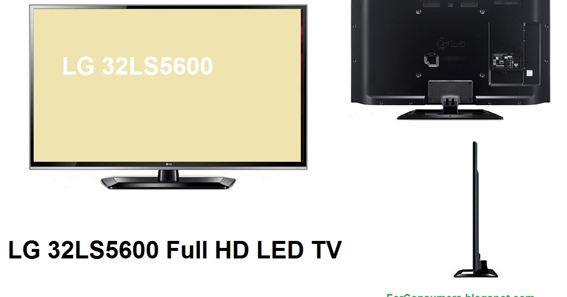 LG 32LS5600 Full HD LED TV specs and review  Test and Review