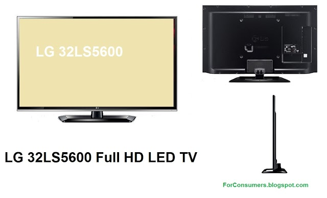 LG 32LS5600 Full HD LED TV specs and review