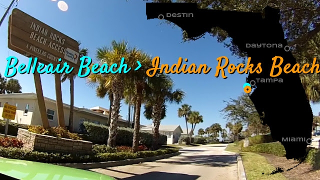 Belleair nach Indian Rocks Beach