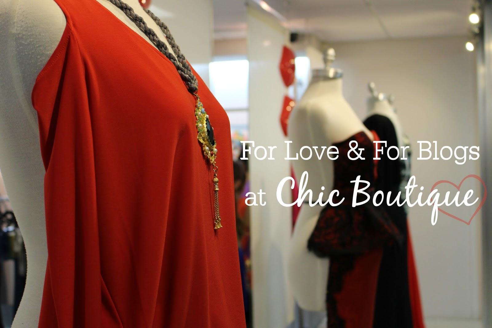 Chic Boutique - Natalia Bosch