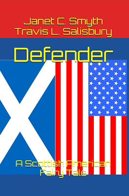 New Cover For Standard Defender E-Book