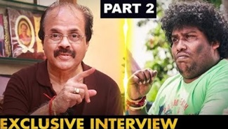 Actor Comedian Crazy Mohan Interview