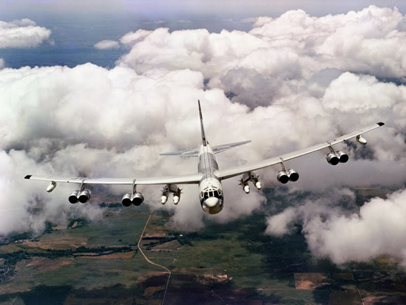 B 52 Stratofortress