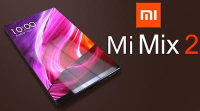 Harga Xiaomi Mi Mix 2 dan Spesifikasi Lengkap