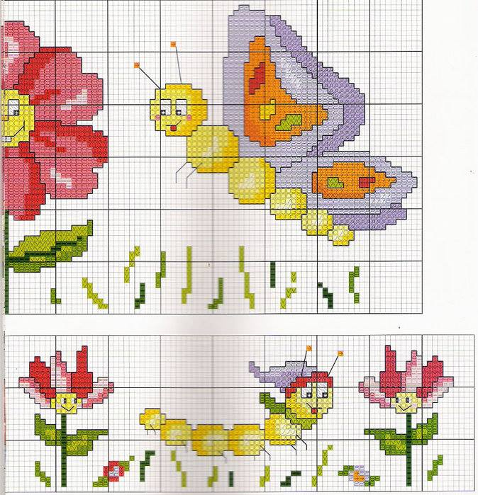 Cosss Tich Baby Cross Stitch Baby Patterns Free