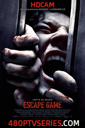 Escape Room (2019) 500Mb Full English Movie Download 720p HDCAM thumbnail