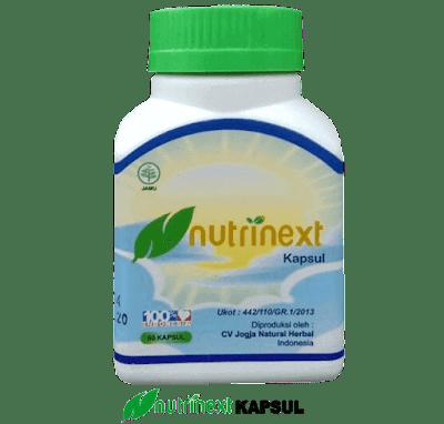 Nutrinext obat stroke