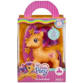My Little Pony Scootaloo Favorite Friends Wave 4 G3 Pony