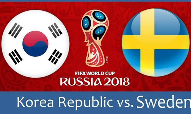 الـ var  يساعد السويد في تحقيق الفوز علي كوريا الجنوبية