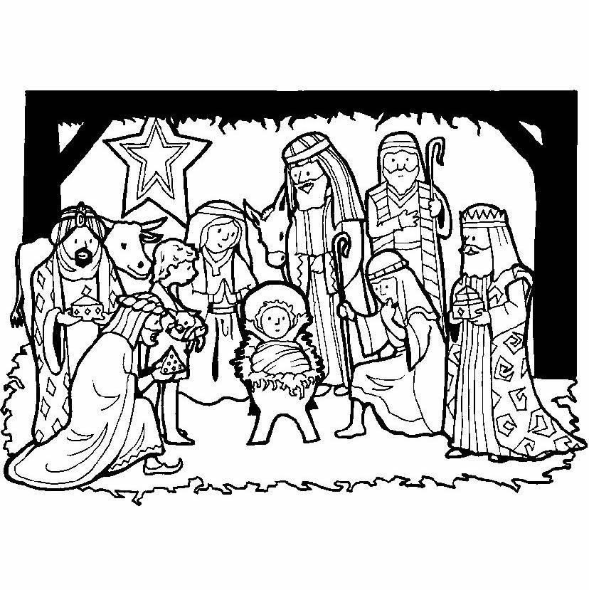 Compartiendo por amor: Dibujos Reyes Magos