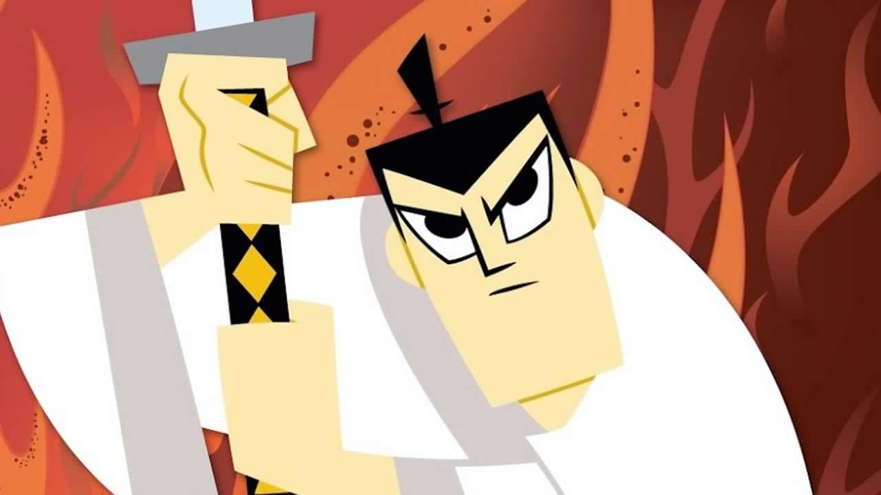 Samurai Jack To Return For A 5th Season After 12Years!