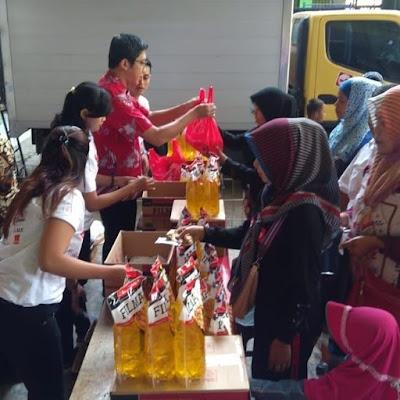 Komitmen Sinar Mas Dalam Berbagi Melalui Bazaar Rakyat 2018 10