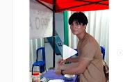 Viral Video Pria Penjual Nasi Kuning Mirip Artis Korea Lee Min Ho