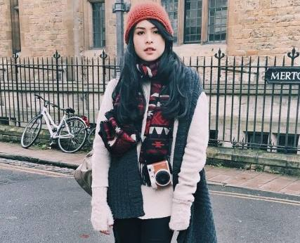 Maudy Ayunda Oxford