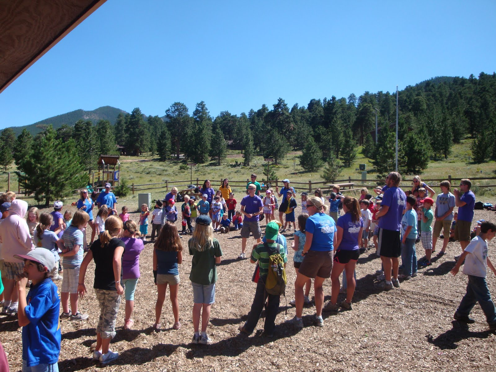 Vacation With Kids Ymca Of The Rockies In Estes Park