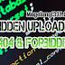 Hidden Uploader 404 & Forbidden [PHP]